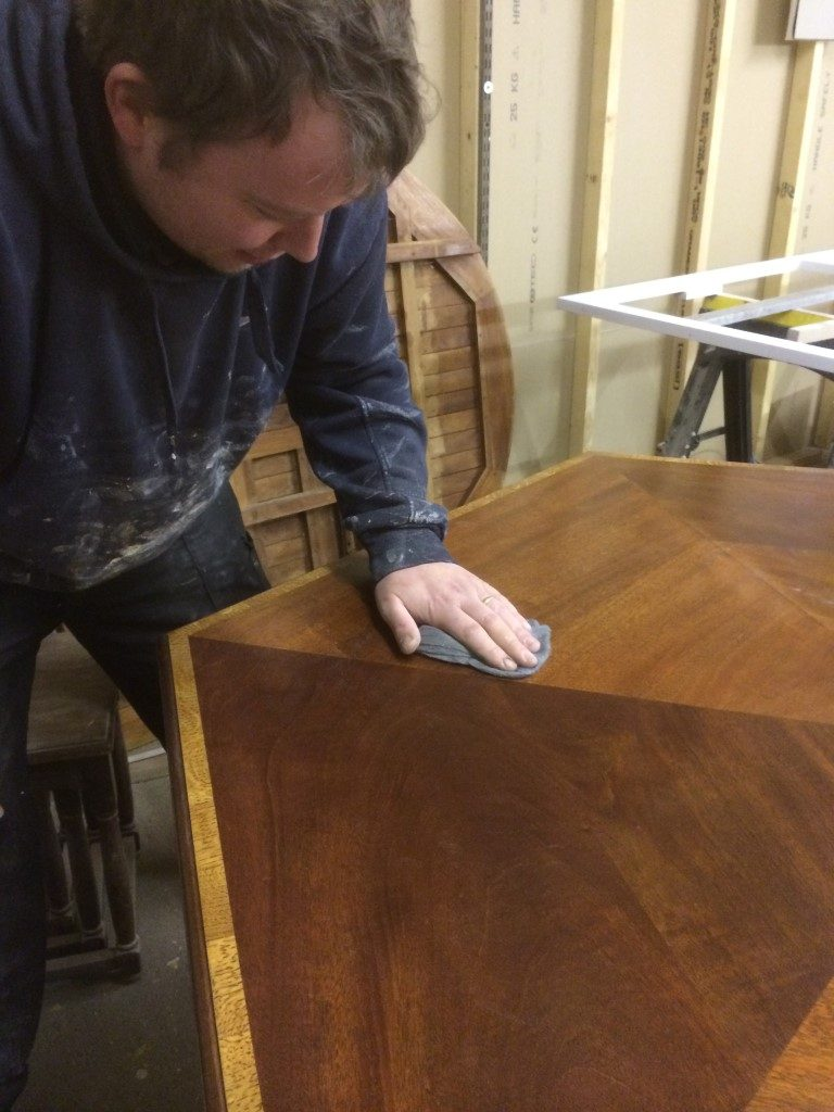 The Country Workshop - Finishing