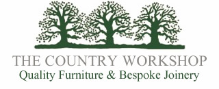 The Country Workshop, Quality Furniture & Bespoke Joinery Logo